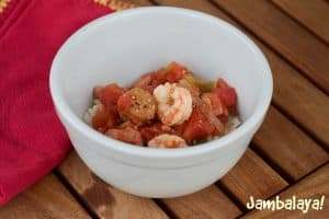 Slow Cooker Jambalaya || Erin Brighton | gluten free | easy dinners | slow cooker | got to be NC | eat local
