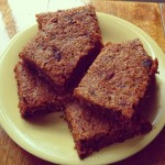 A Chat With Rikki Heller And An Amazing Recipe for Vegan Gluten-Free Butterscotch Blondies