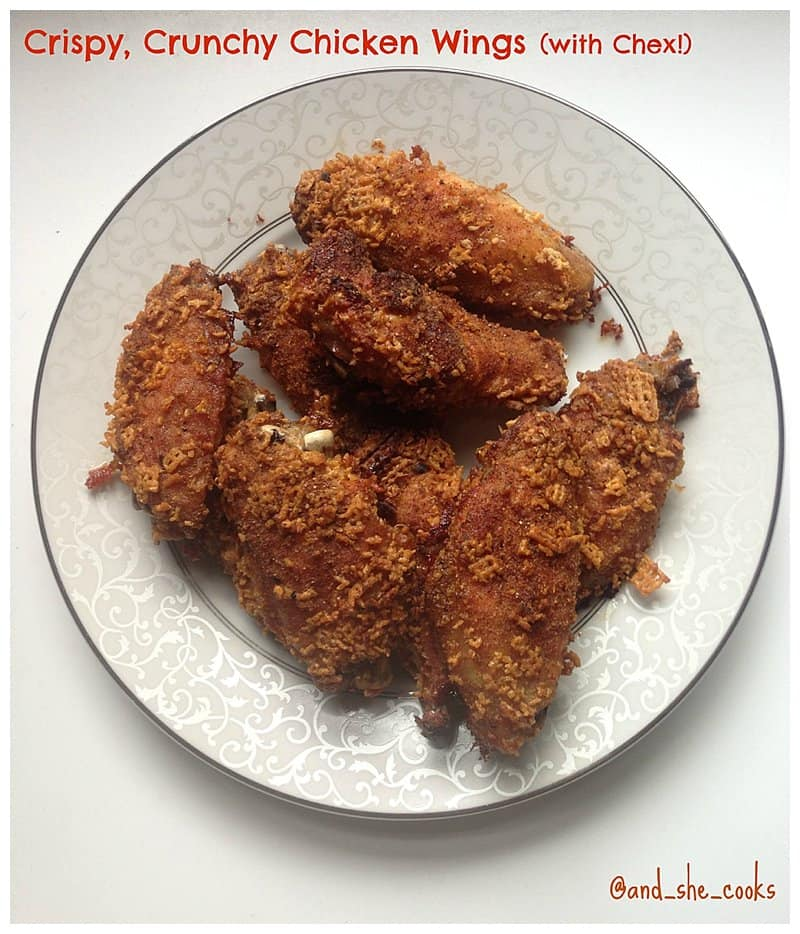 how to make crispy chicken wings at home