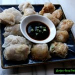 Gluten-Free Pork Dumplings - Steamed and Pan Fried