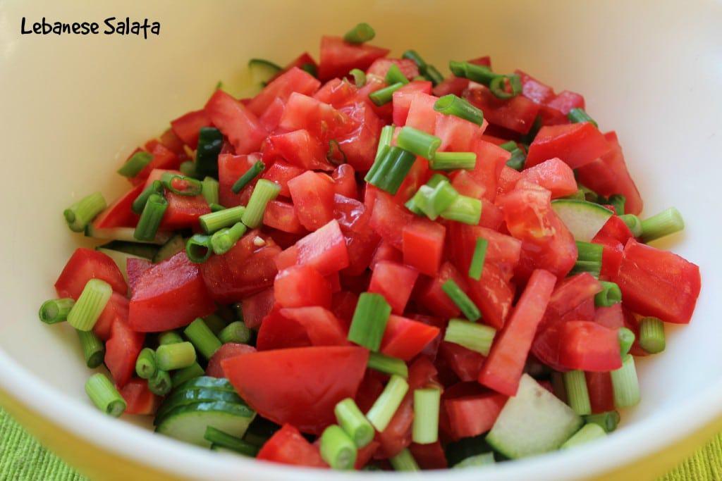 Lebanese Salata