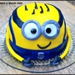 Minion Madness: How To Make A Minion Cake