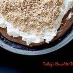 Baileys Chocolate Freezer Pie