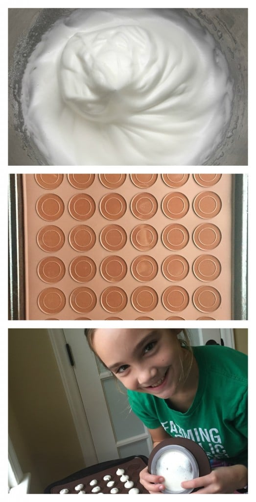 Easy Macarons Collage