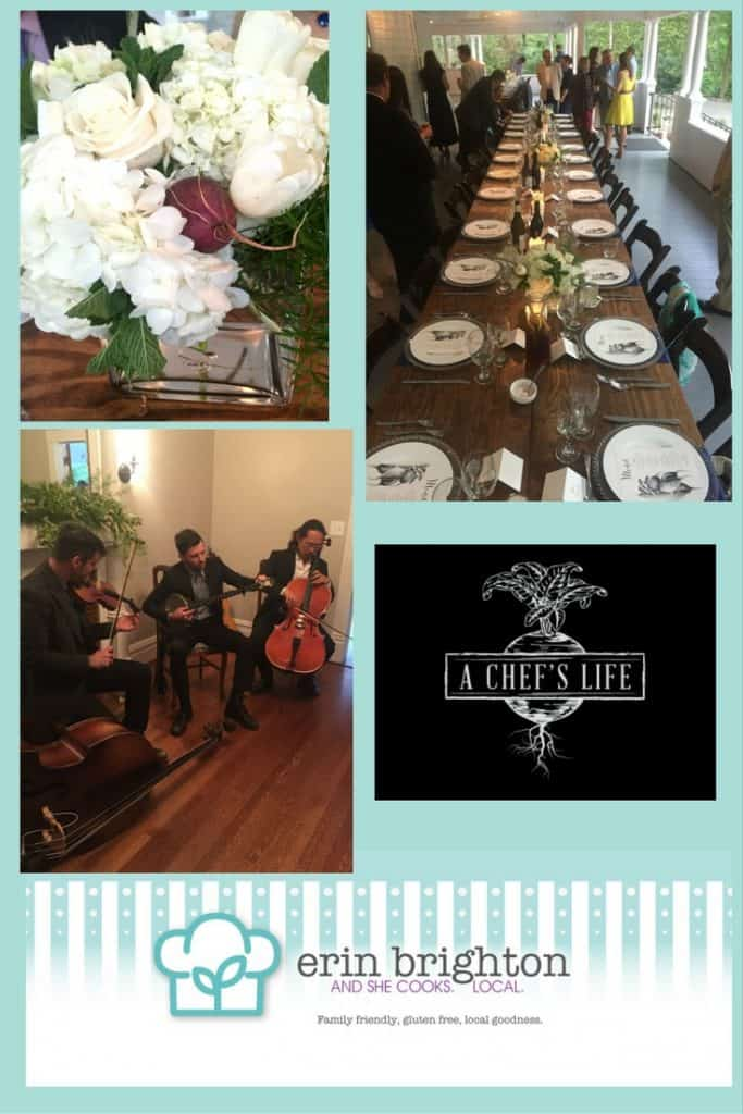 PBS A Chef's Life | Avett Brothers | #FourthHelping | Lomax Farm | Local Food