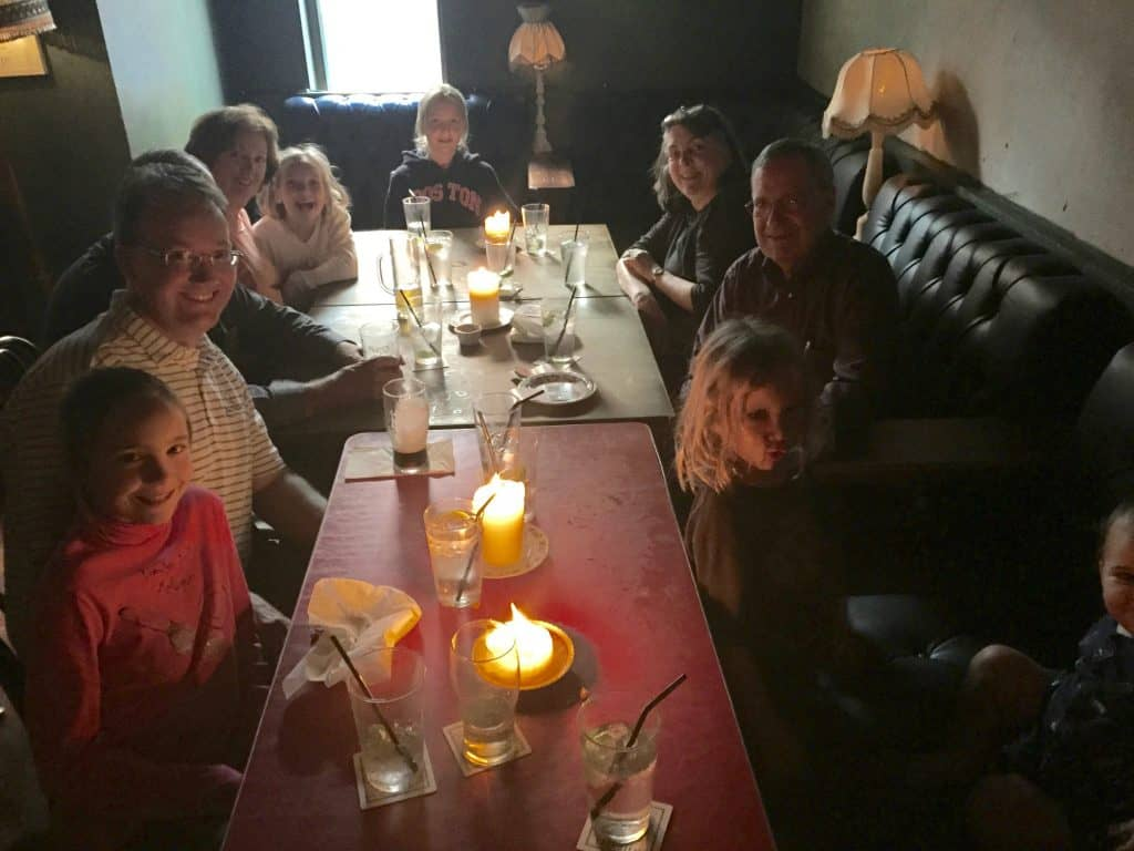 Ireland With Kids - P. Mac's Pub in Dublin
