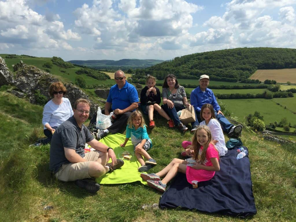 Ireland With Kids Picnic