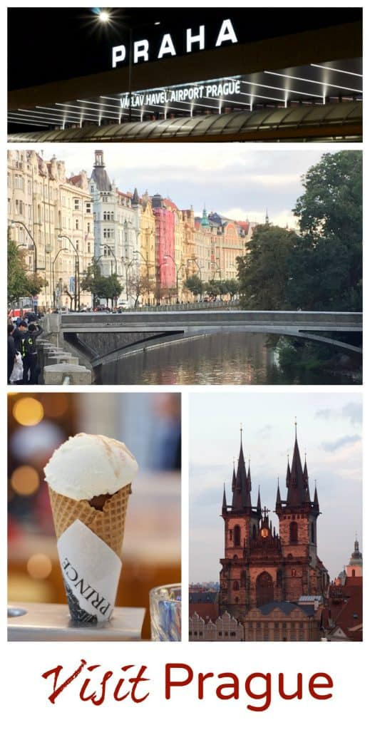 Visit Prague - Good Food and Views || Erin Brighton | travel | Europe | vacation