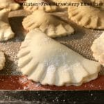 Strawberry Gluten-Free Hand Pies #SundaySupper