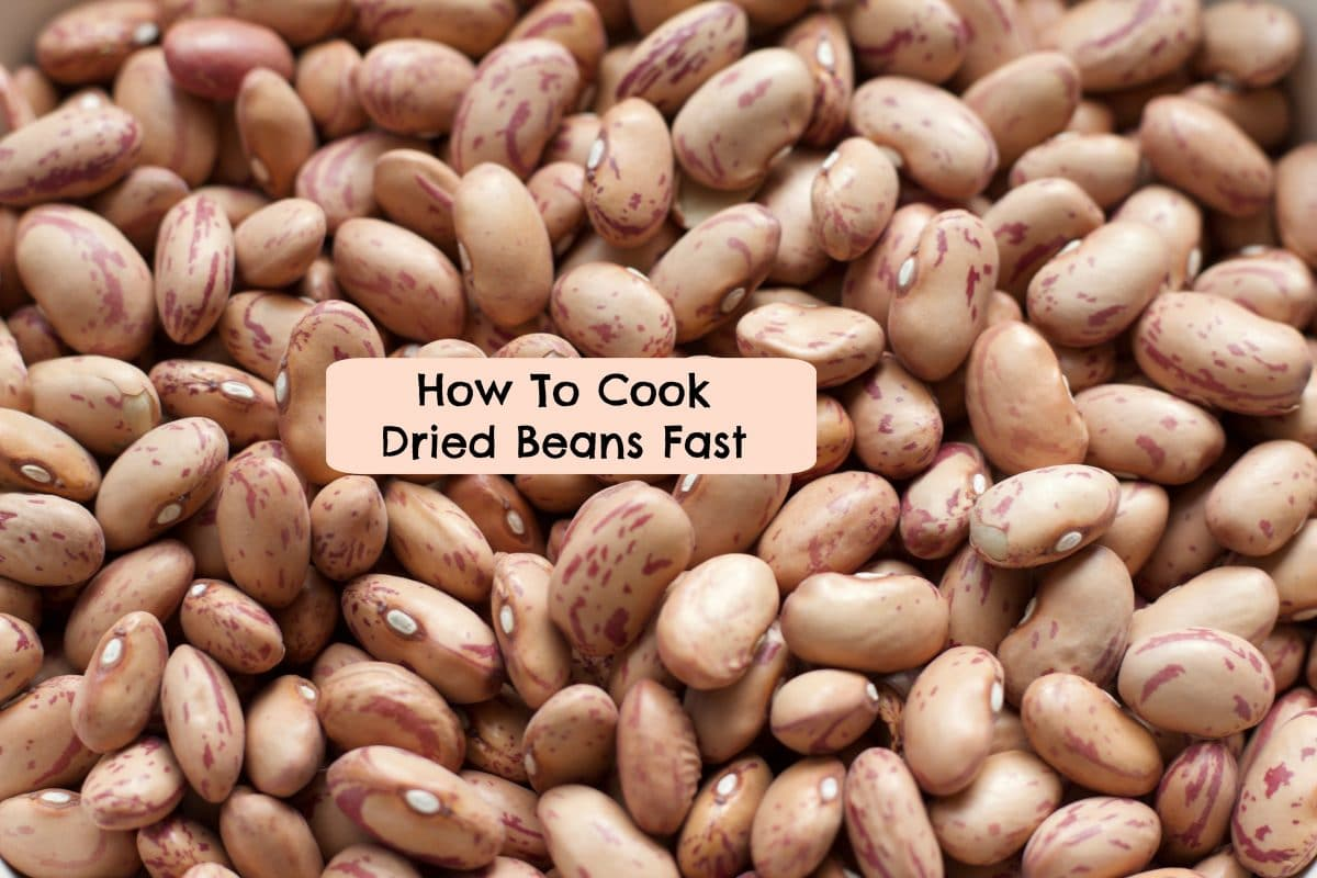 How To Cook Dried Beans Fast Erin Brighton