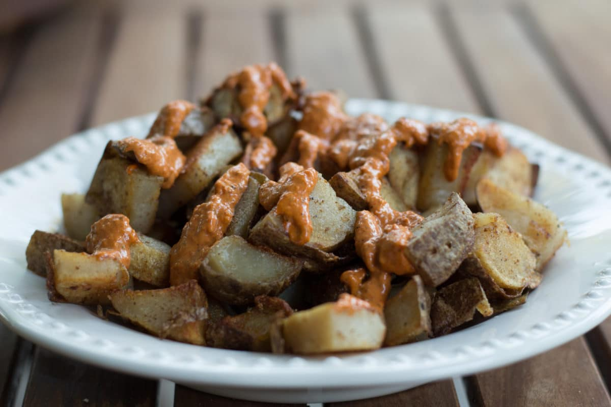 Patatas Bravas - Amazing Spanish Potatoes