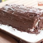 Baileys and Buttercream Buche de Noel (gluten free!)