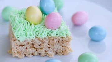 Easter Egg Rice Krispy Treats