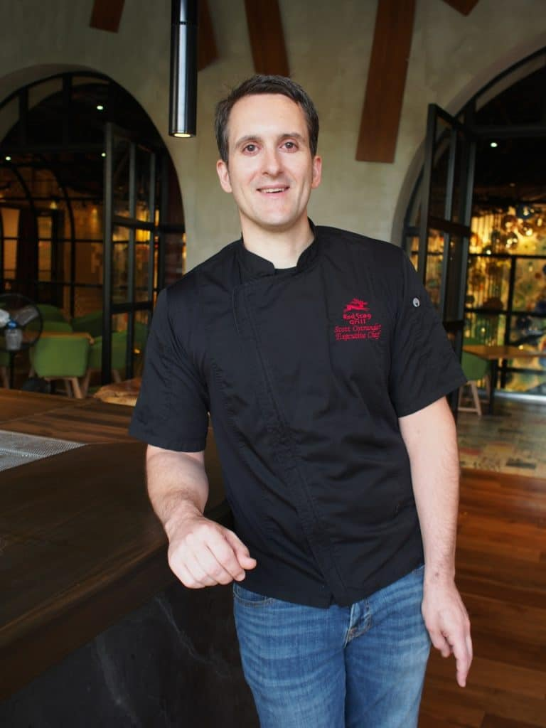 Chef Scott Ostrand - The Grand Bohemian