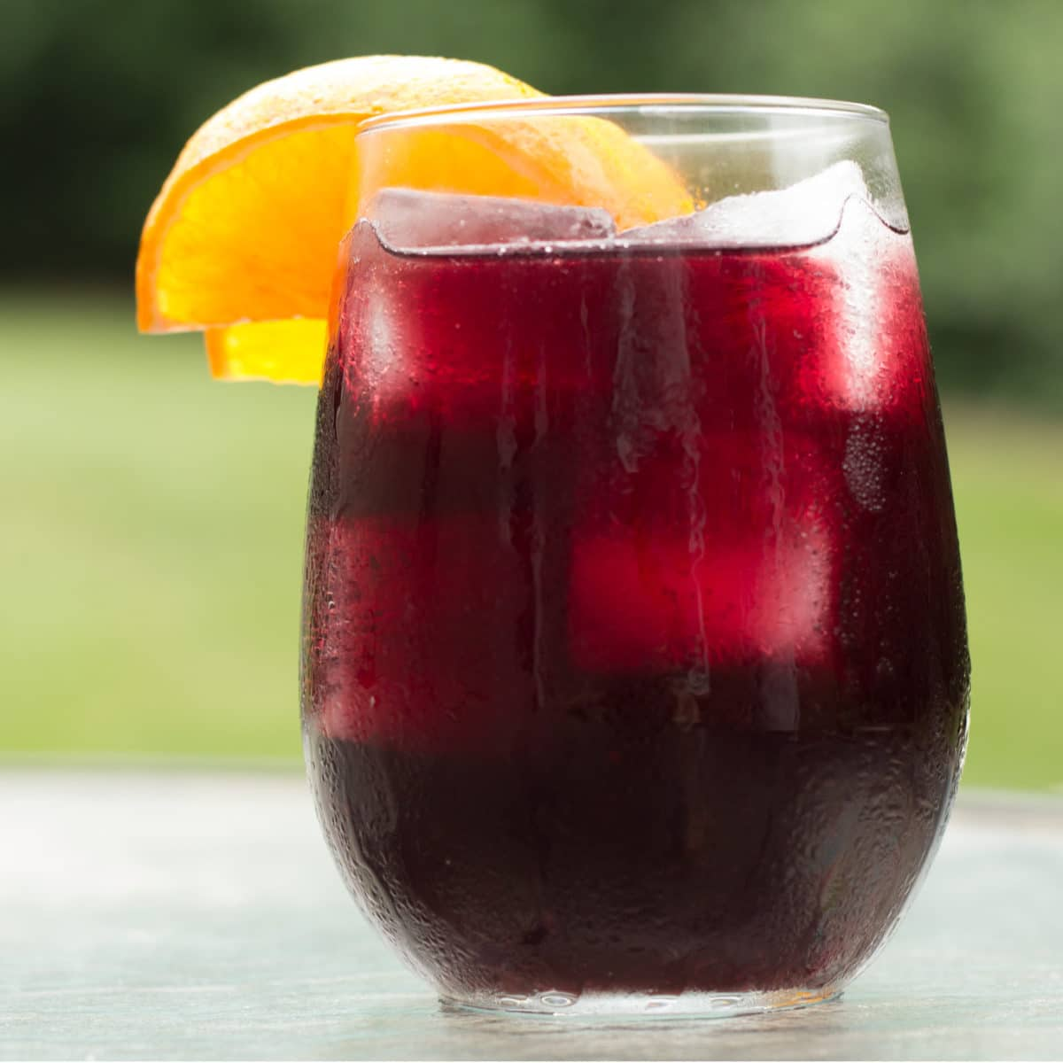 Authentic Red Wine Sangria