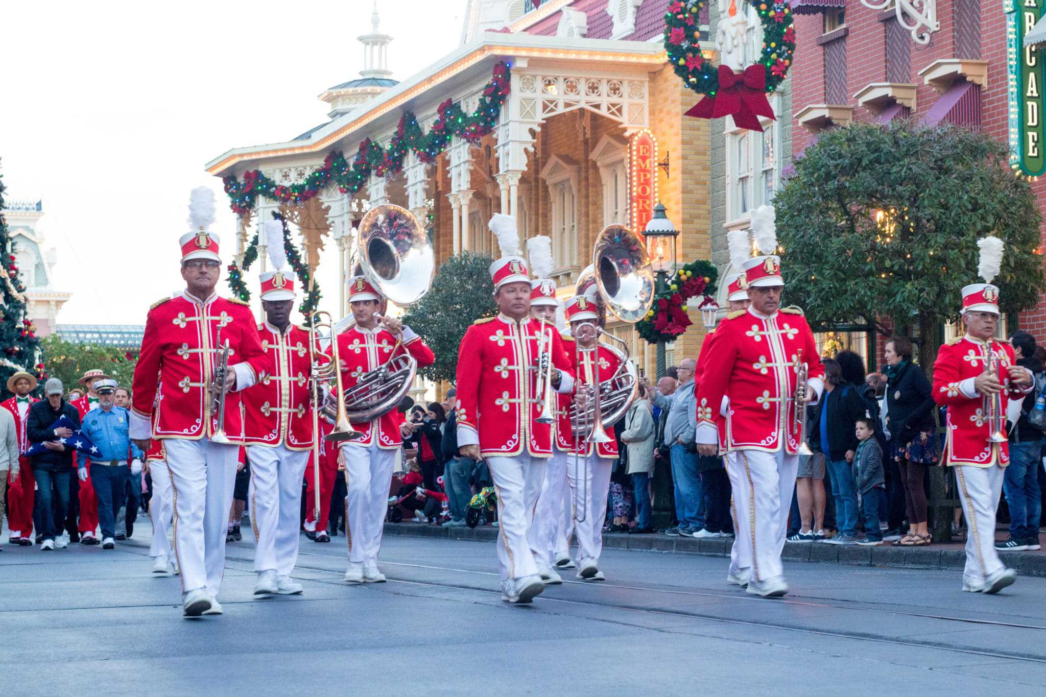 Marching Band at Disney