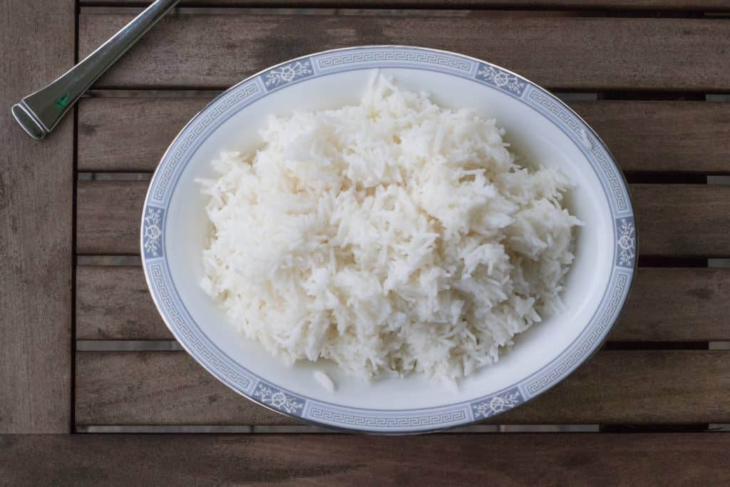 rice in china